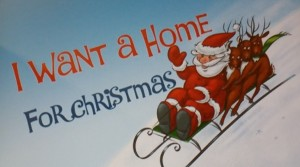 I Want a Home For Christmas